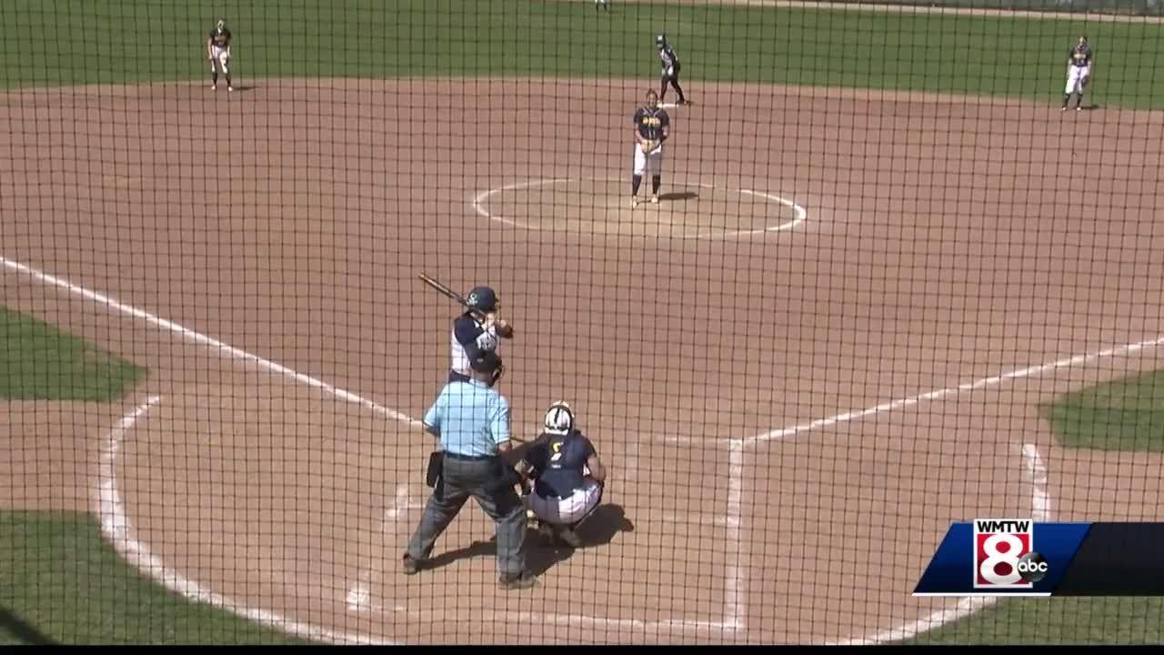 USM baseball and softball teams win tourney games
