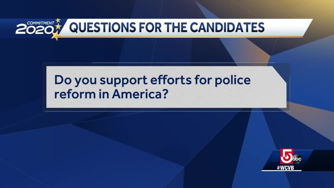 4th Congressional candidates on police reform in America