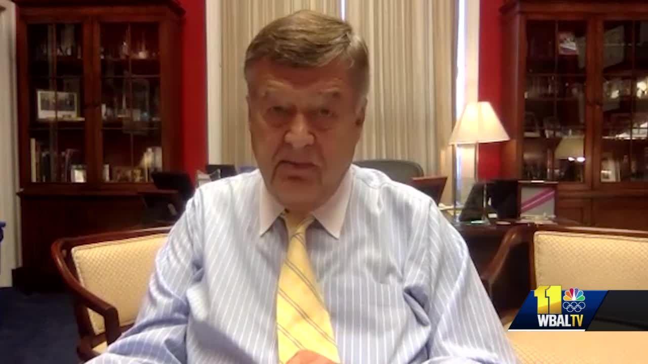 Maryland congressman deactivating Facebook, Instagram accounts