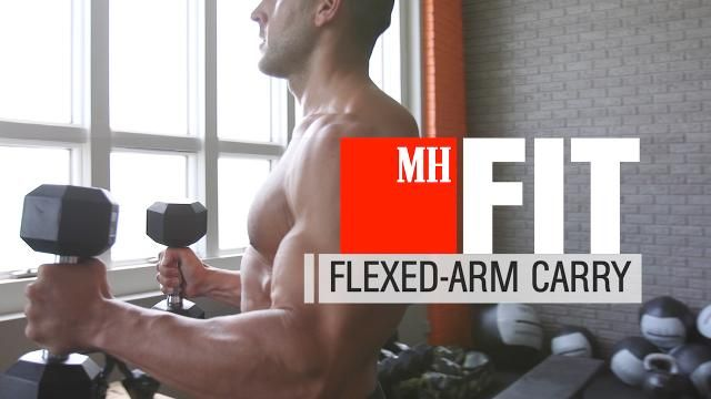The Most Effective Biceps Exercise You Probably Haven't Tried Yet