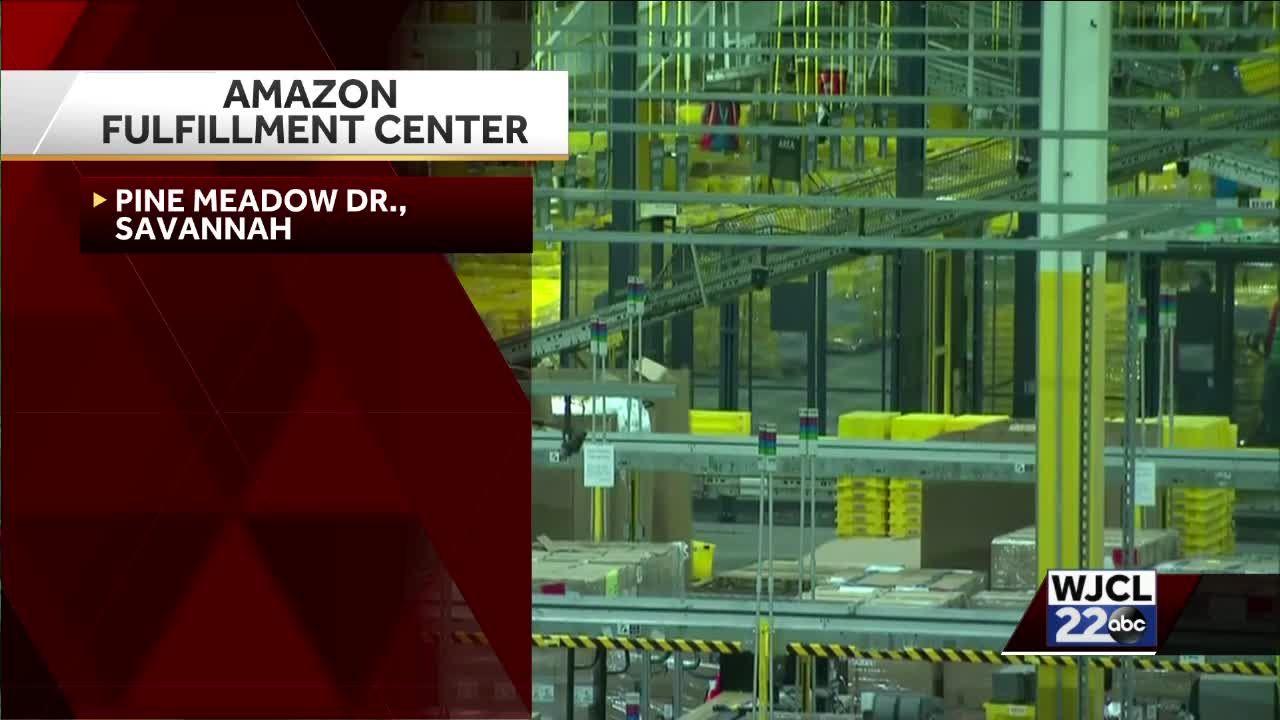 Amazon Fulfillment Center Opening 2022