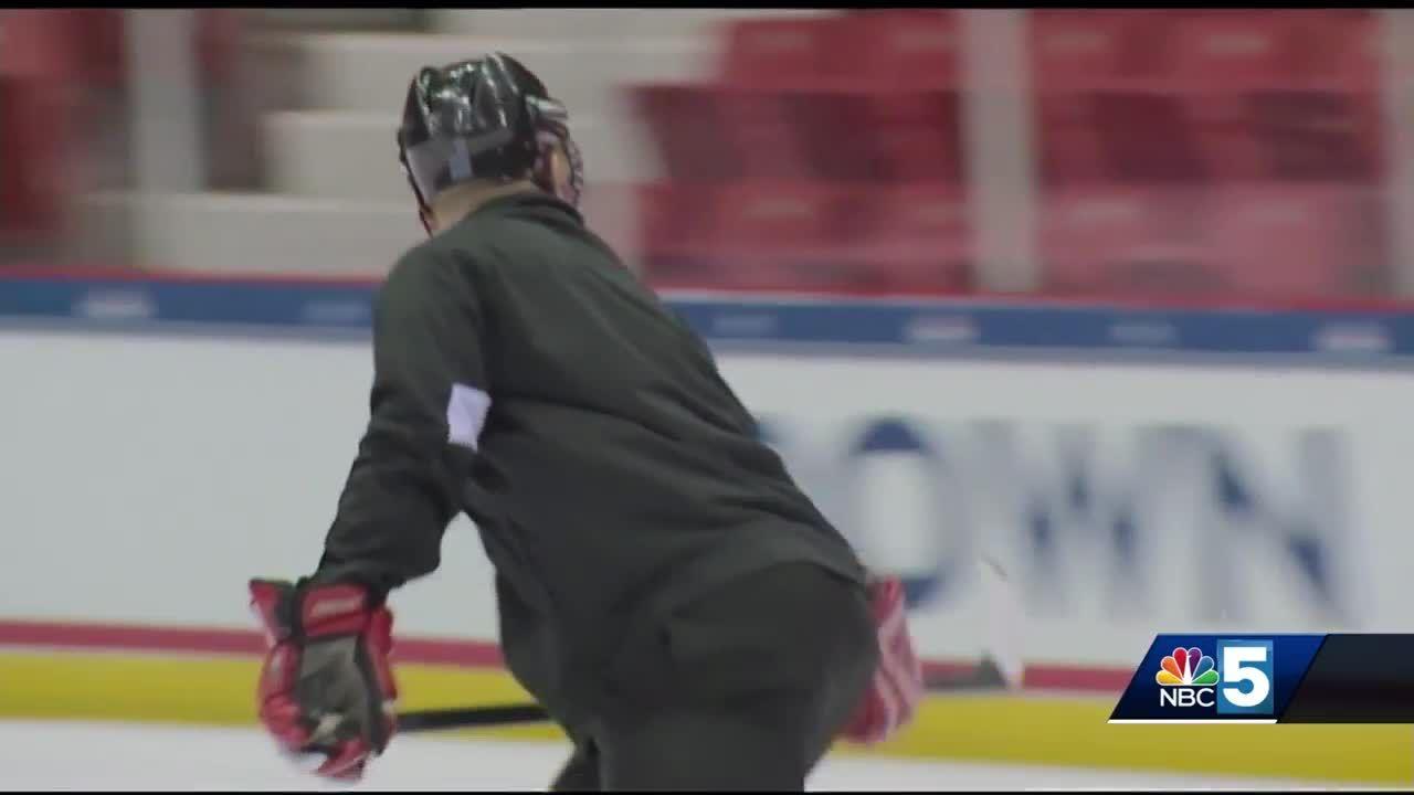 Ecac Hockey Brings Business To Lake Placid