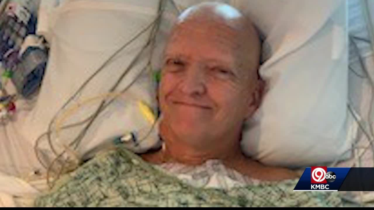 Blue Valley West coach says he feels blessed after receiving heart transplant