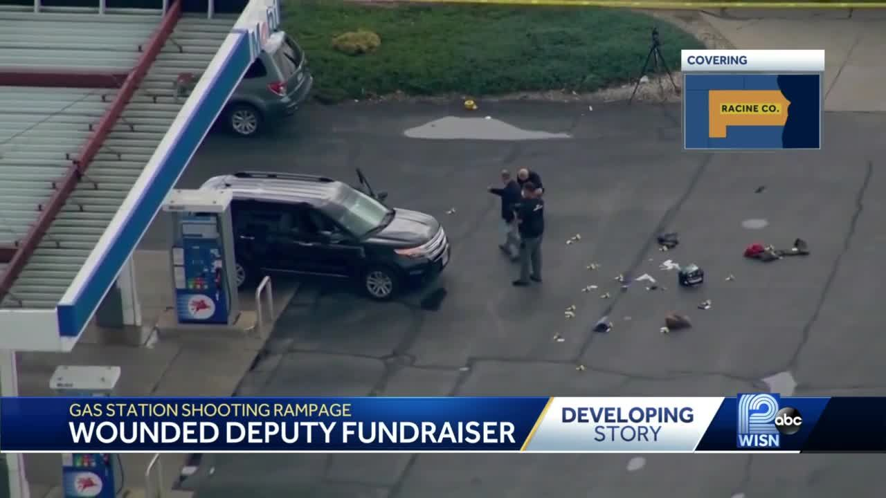 GoFundMe started for injured undercover officer shot during shooting spree