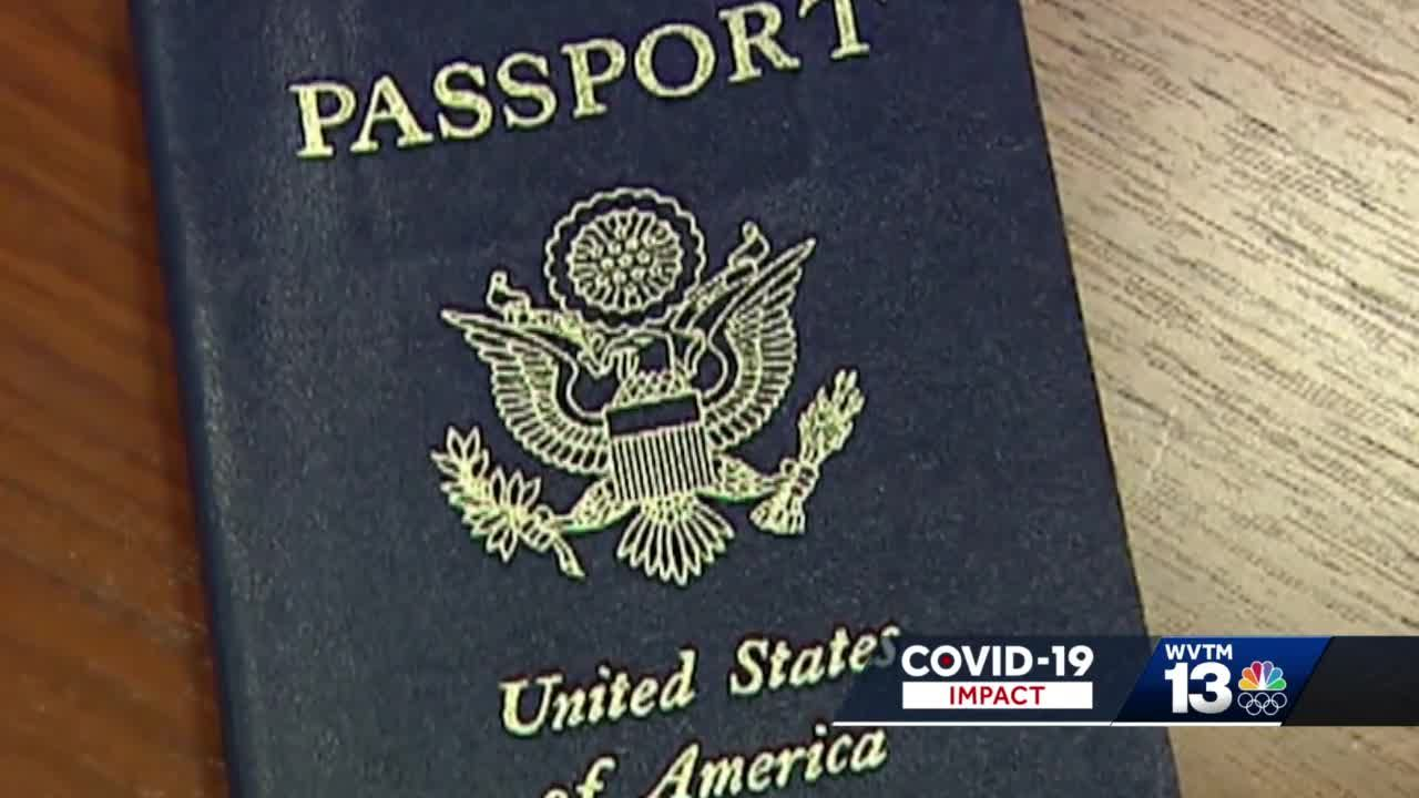 Passport offices swamped with requests as many COVID-19 travel restrictions lift