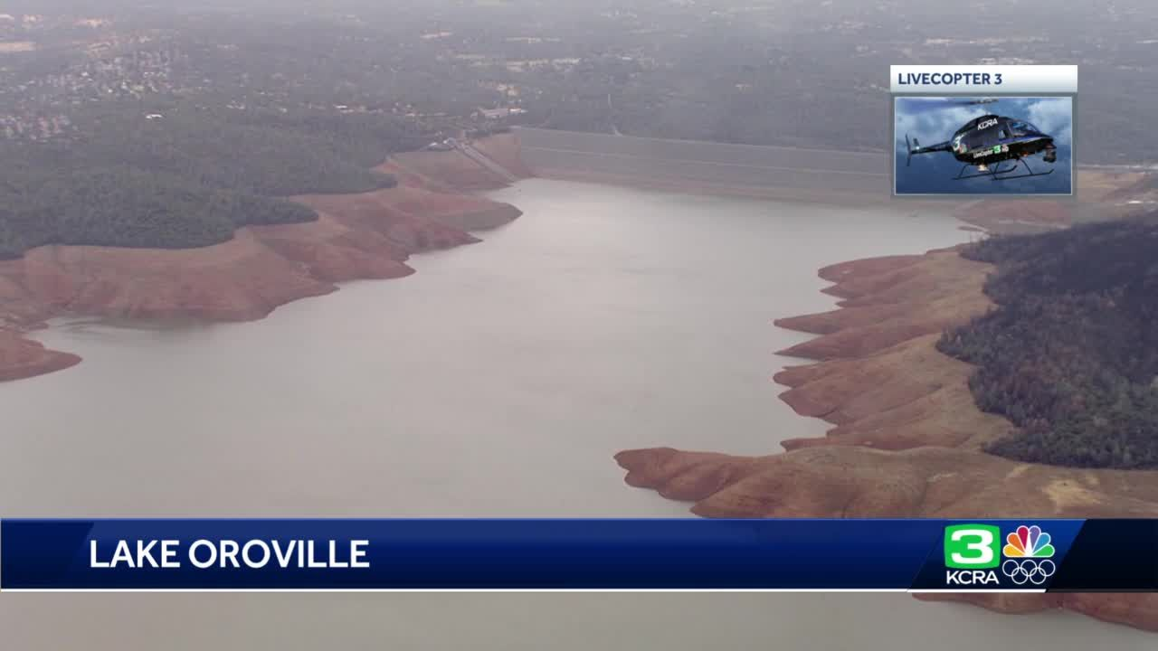 Lake Oroville hydroelectric power plant remains offline, but could resume in December
