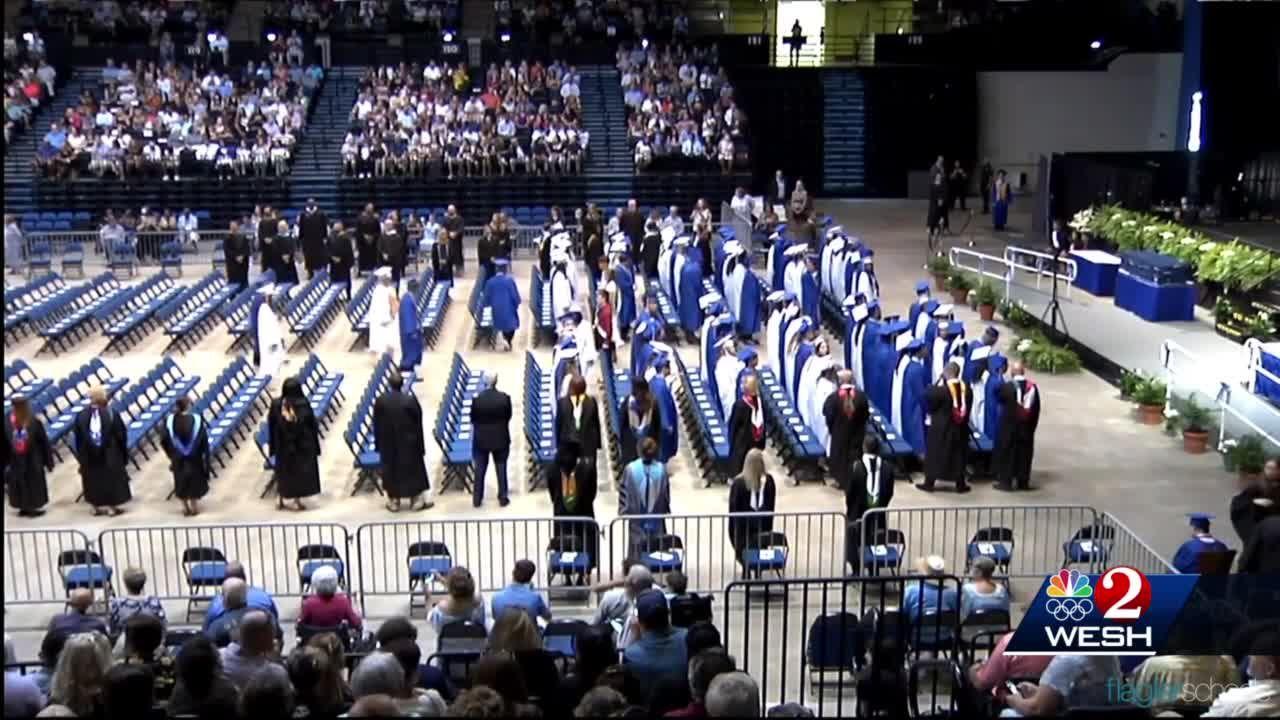 Flagler County high school principal writes notes to all 459 of his graduating seniors