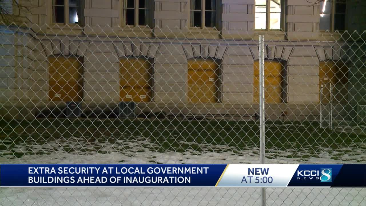 Iowa law enforcement prepares for possible unrest this weekend