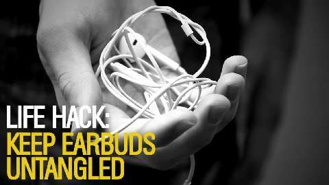 Never Get Your Headphones Tangled Again!