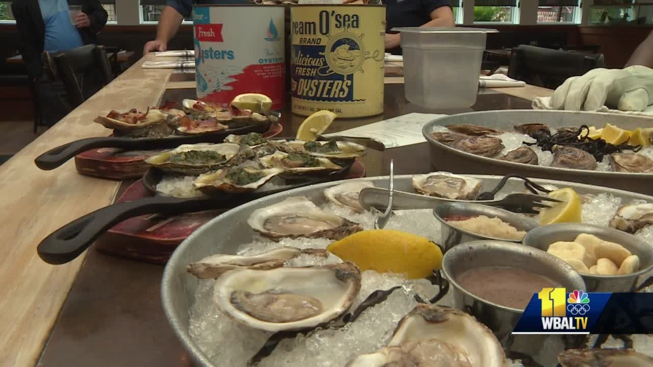 Buy oysters, save the Bay this National Oyster Weekend