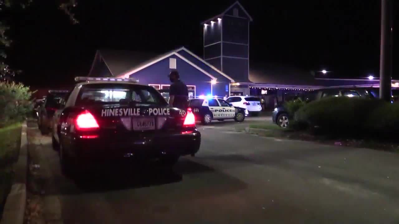2 injured in Hinesville restaurant shooting