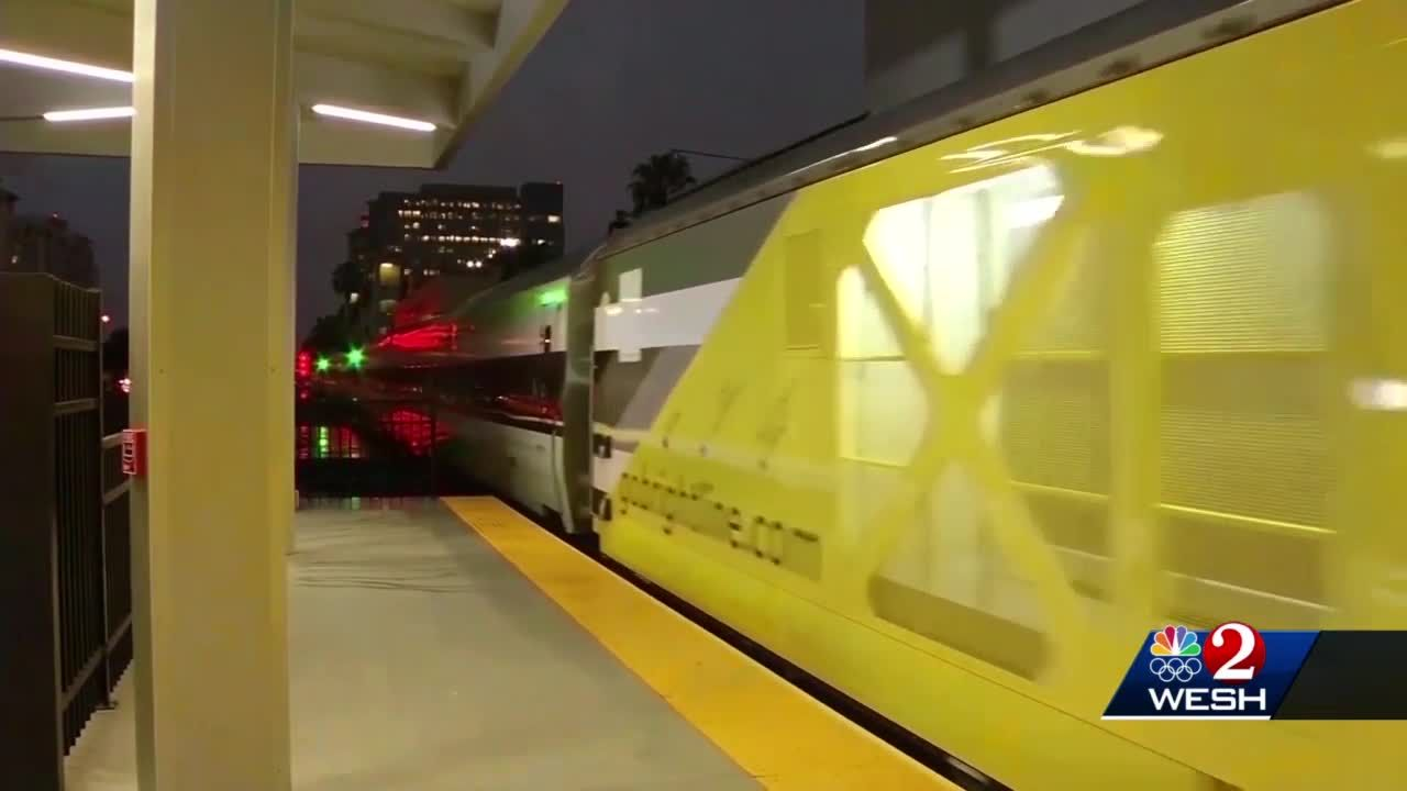 Brightline has summer deadline for agreement of route from Orlando to Tampa
