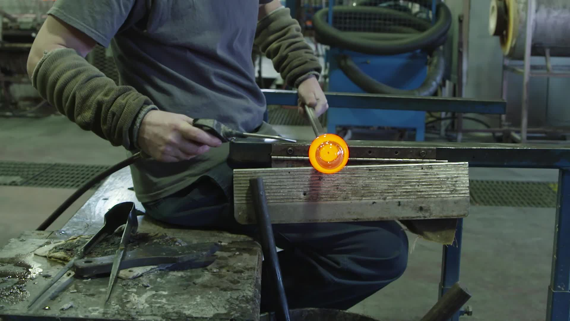 You've Got to See How This Glass Pitcher Is Made