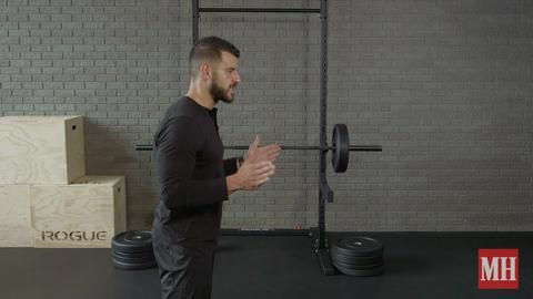 Want to Lift More Weight Overhead? Then You Must Do This Move