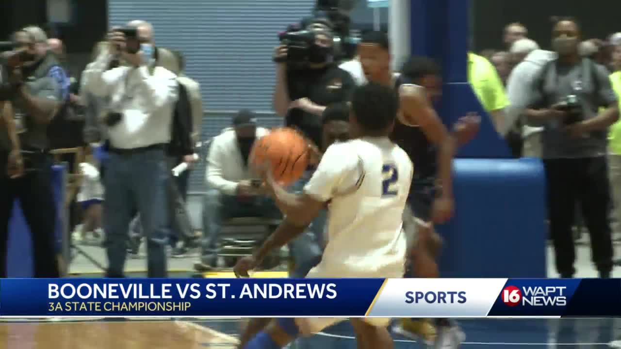 St. Andrew's wins 3A State Championship