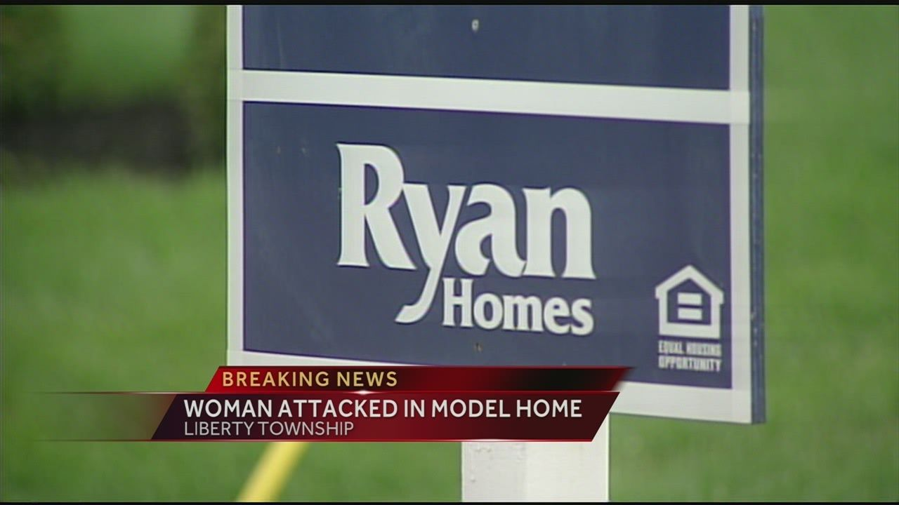 female worker attacked robbed at model home