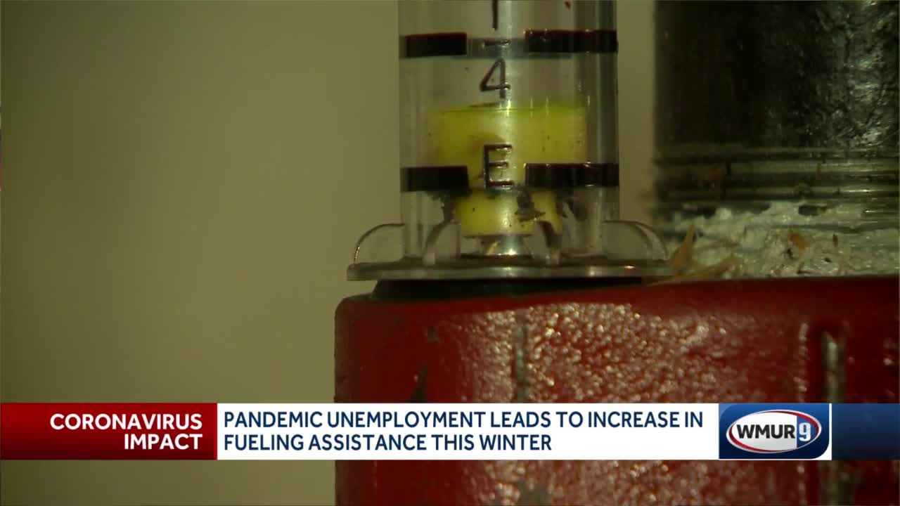 Pandemic unemployment leads to increase in fueling assistance this winter