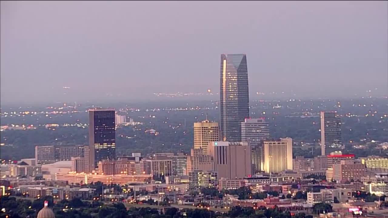 OKC fire, police departments request budget increases to city council