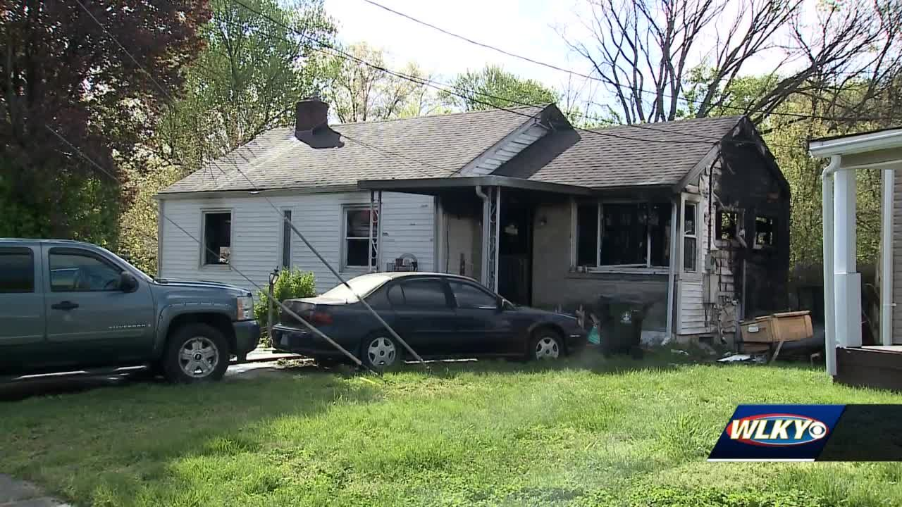 Father and daughter found dead in home that caught fire near Algonquin Park, Louisville fire says
