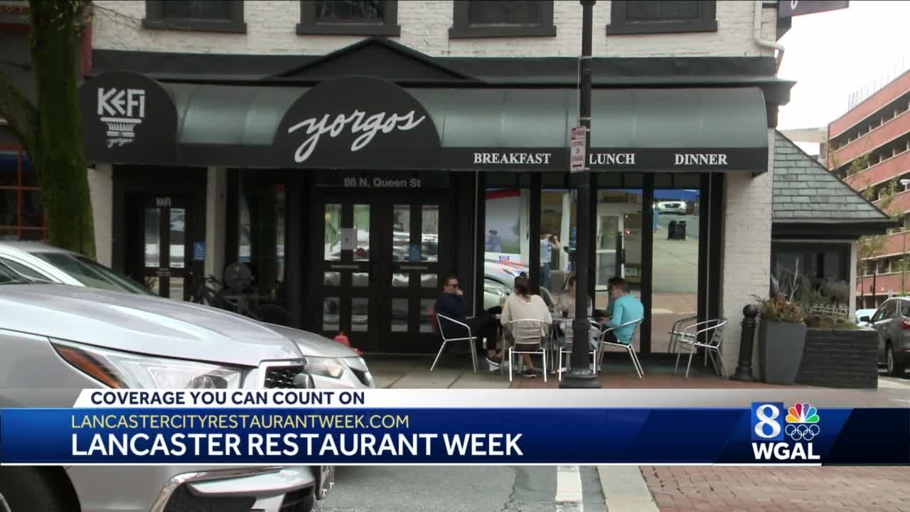 Lancaster City Restaurant Week gets underway