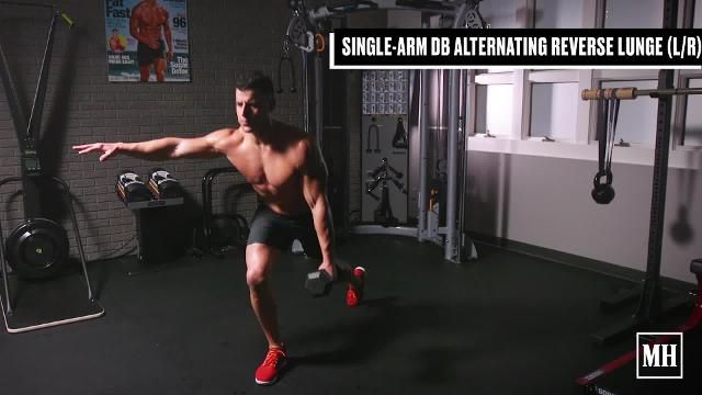 Shred Fat With Just 6 Moves