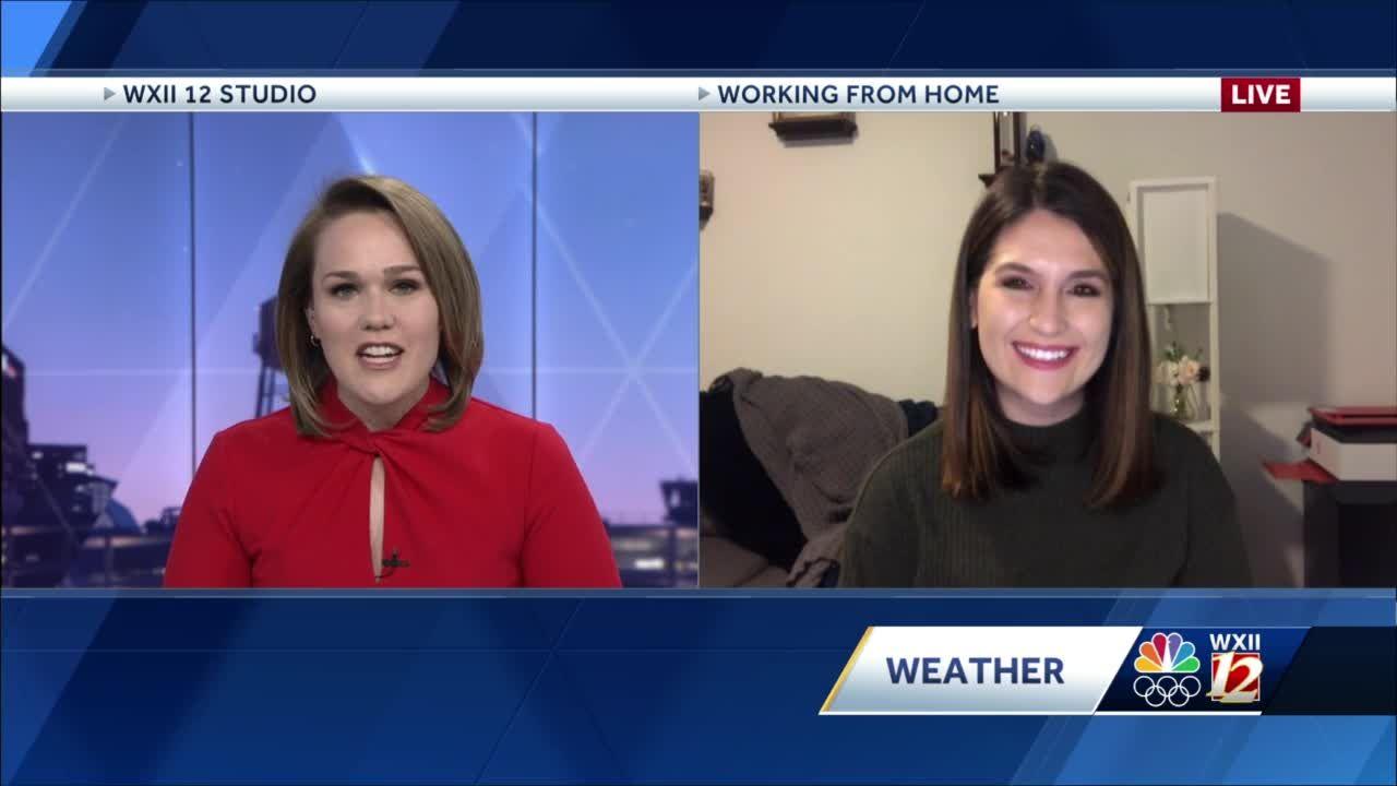 WATCH: Showers Dry Up, But Wind Sticks Around