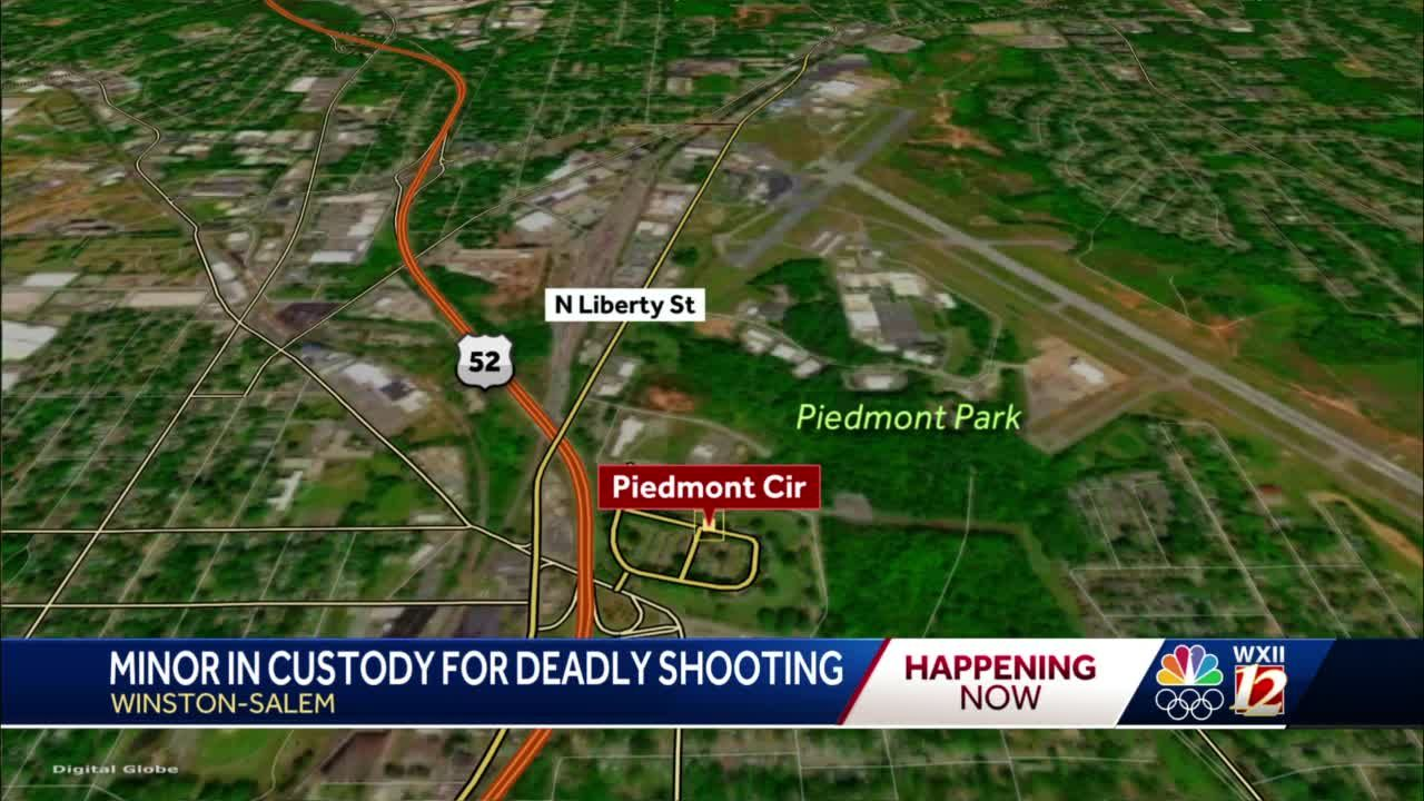 Minor accused of shooting, killing 25-year-old woman in Winston-Salem