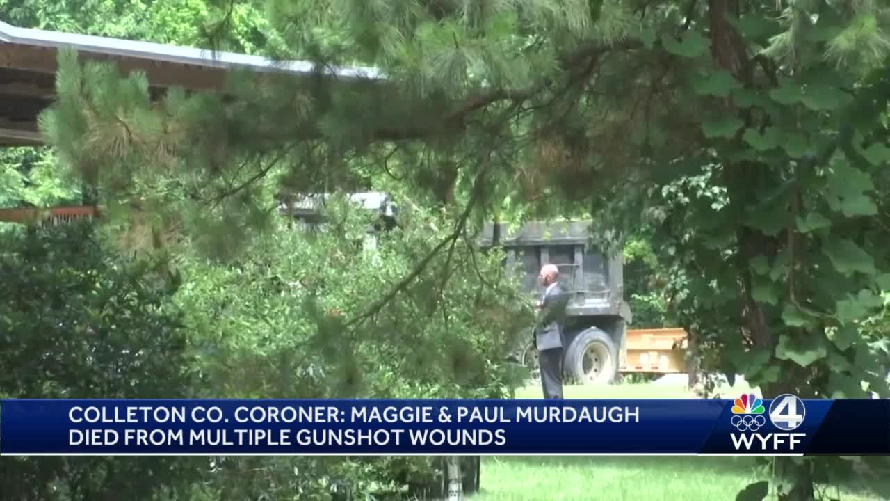 Coroner: 2 members of prominent Lowcountry family die from multiple gunshot wounds