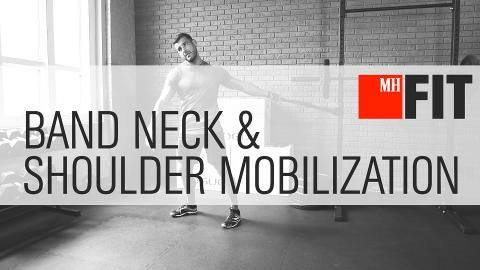 Ease Your Neck and Shoulder Pain in Less Than 10 Minutes