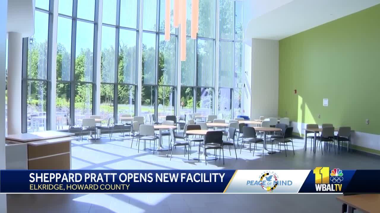 Sheppard Pratt opens new Baltimore/Washington campus in Elkridge