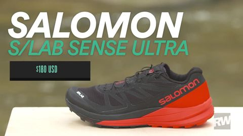 salomon s-lab sense ultra trail running shoes review ny