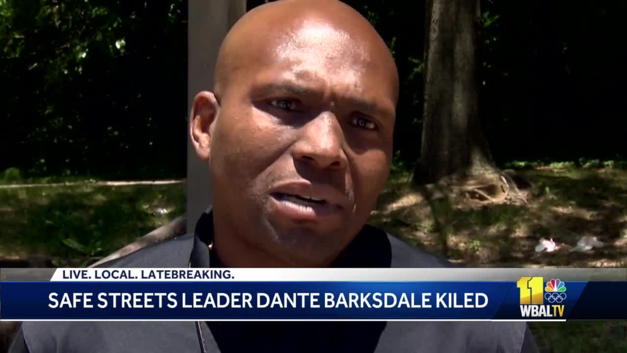 'Heart and Soul of Safe Streets' killed in Baltimore shooting