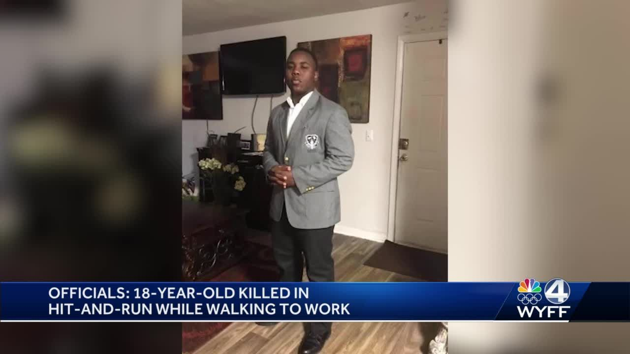 Upstate high school senior killed in hit-and-run