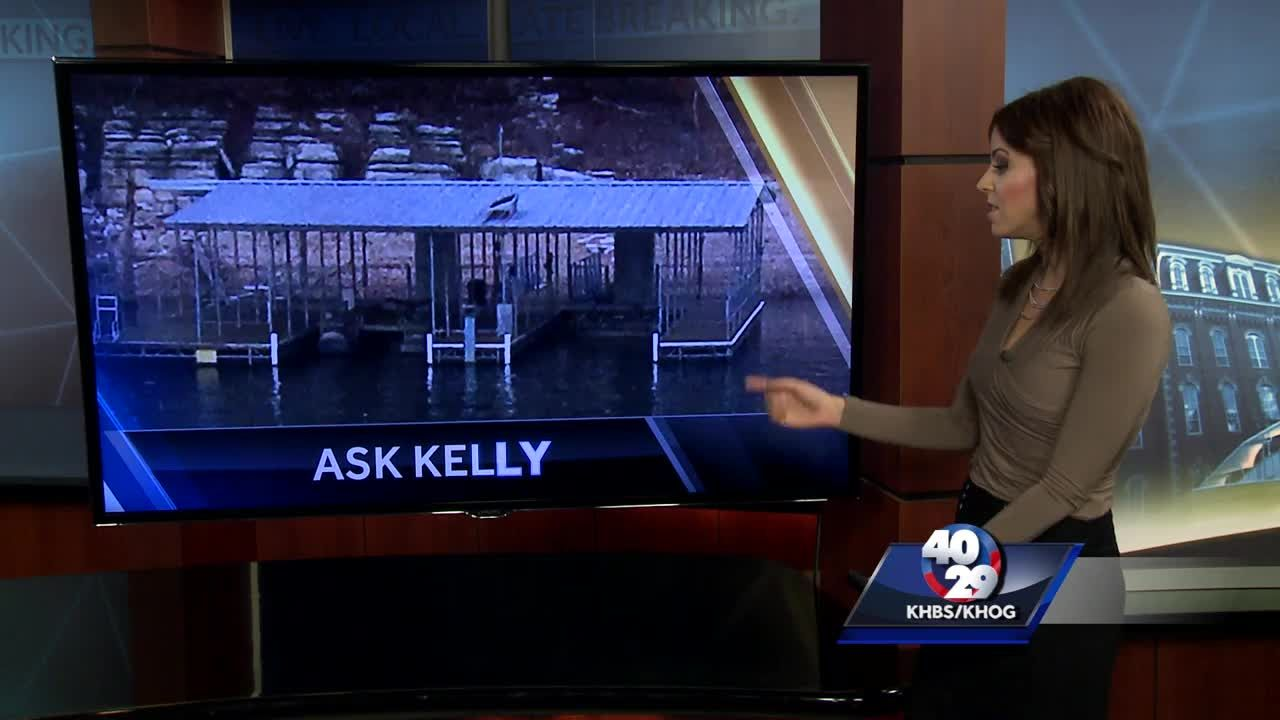 Ask Kelly: Why is Beaver Lake so low?