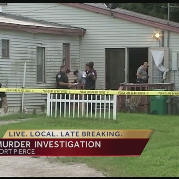 Woman found dead in Fort Pierce home