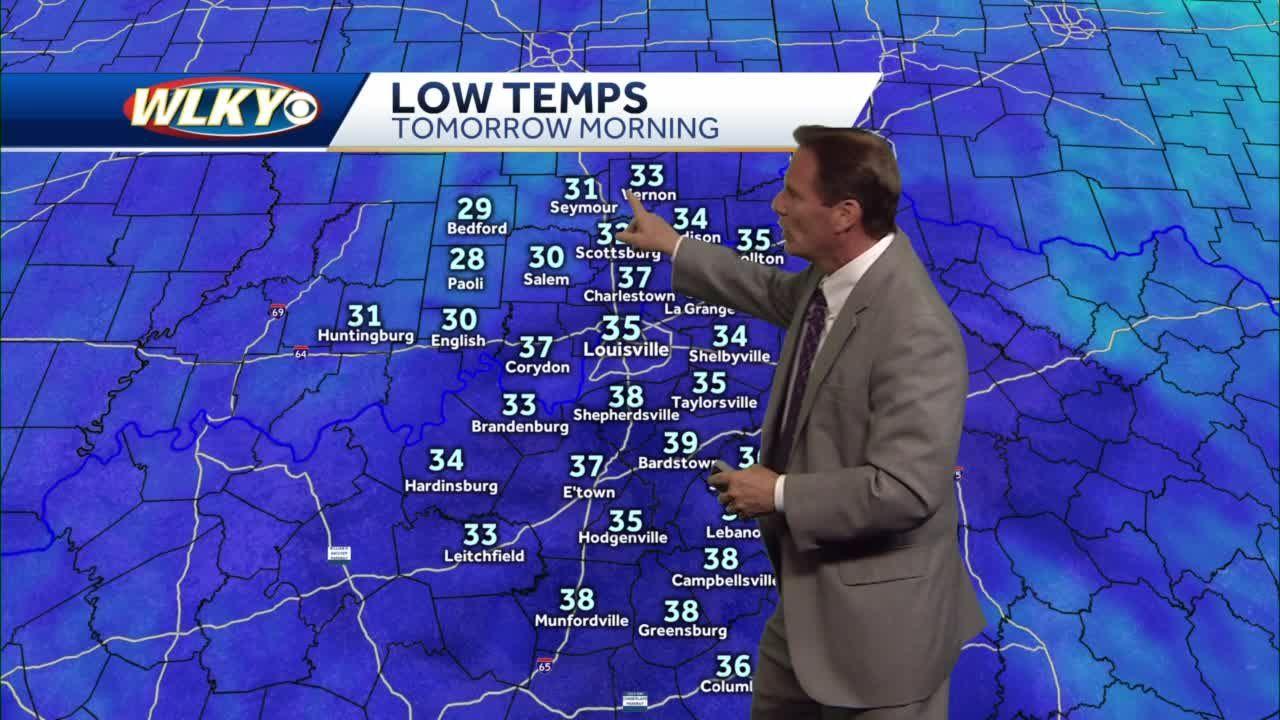 Freeze warning in effect tonight