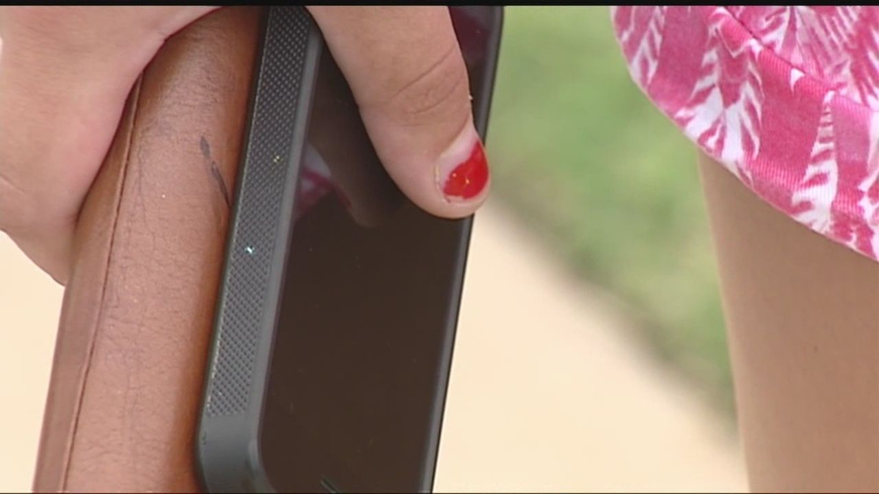 Moore teen uses technology to catch thief