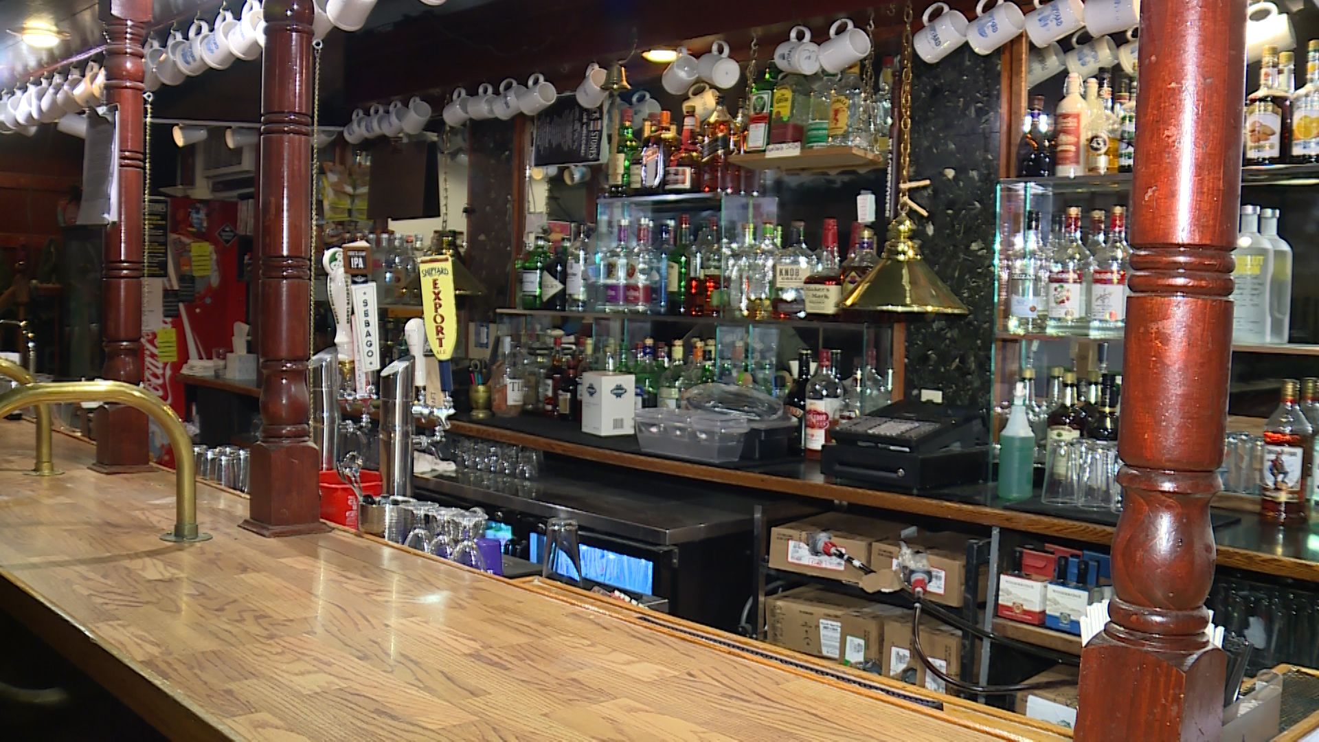 Maine bar owners worried spike in COVID-19 cases could lead to reopening delay