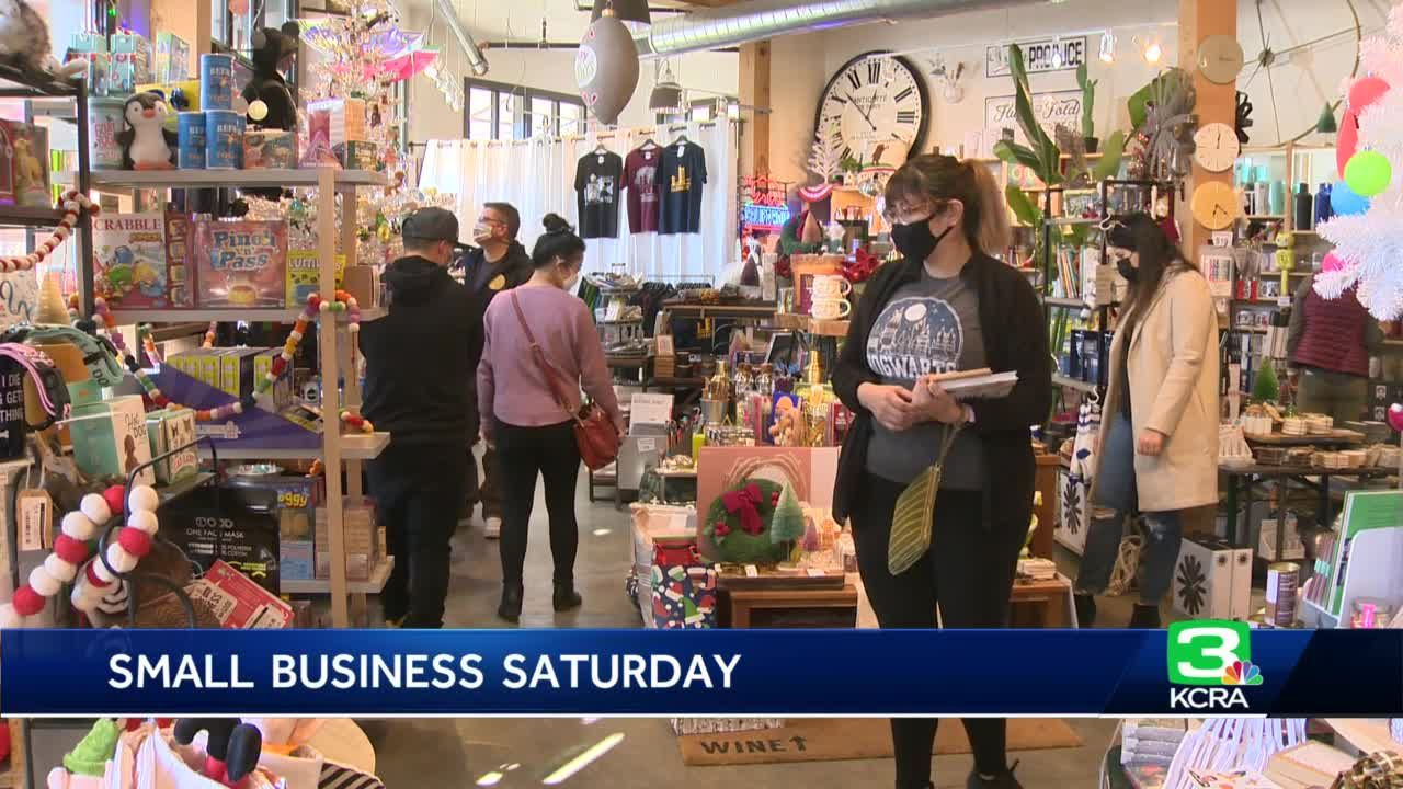 Owners get creative for Small Business Saturday amid pandemic