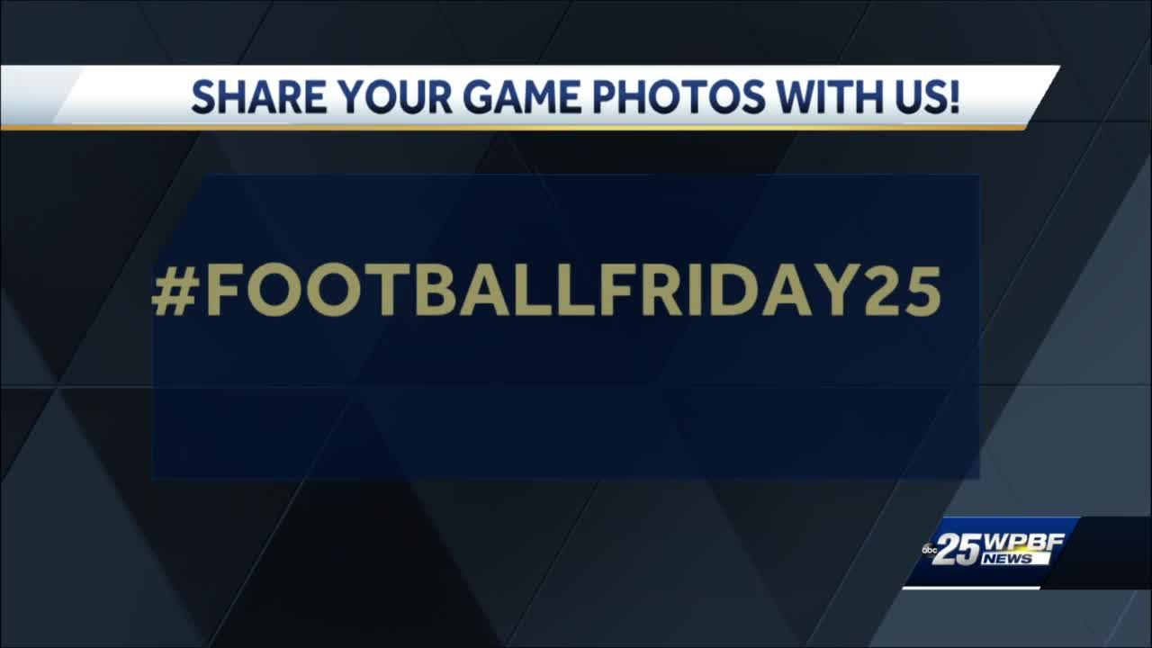 Week 4: Football Friday forecast
