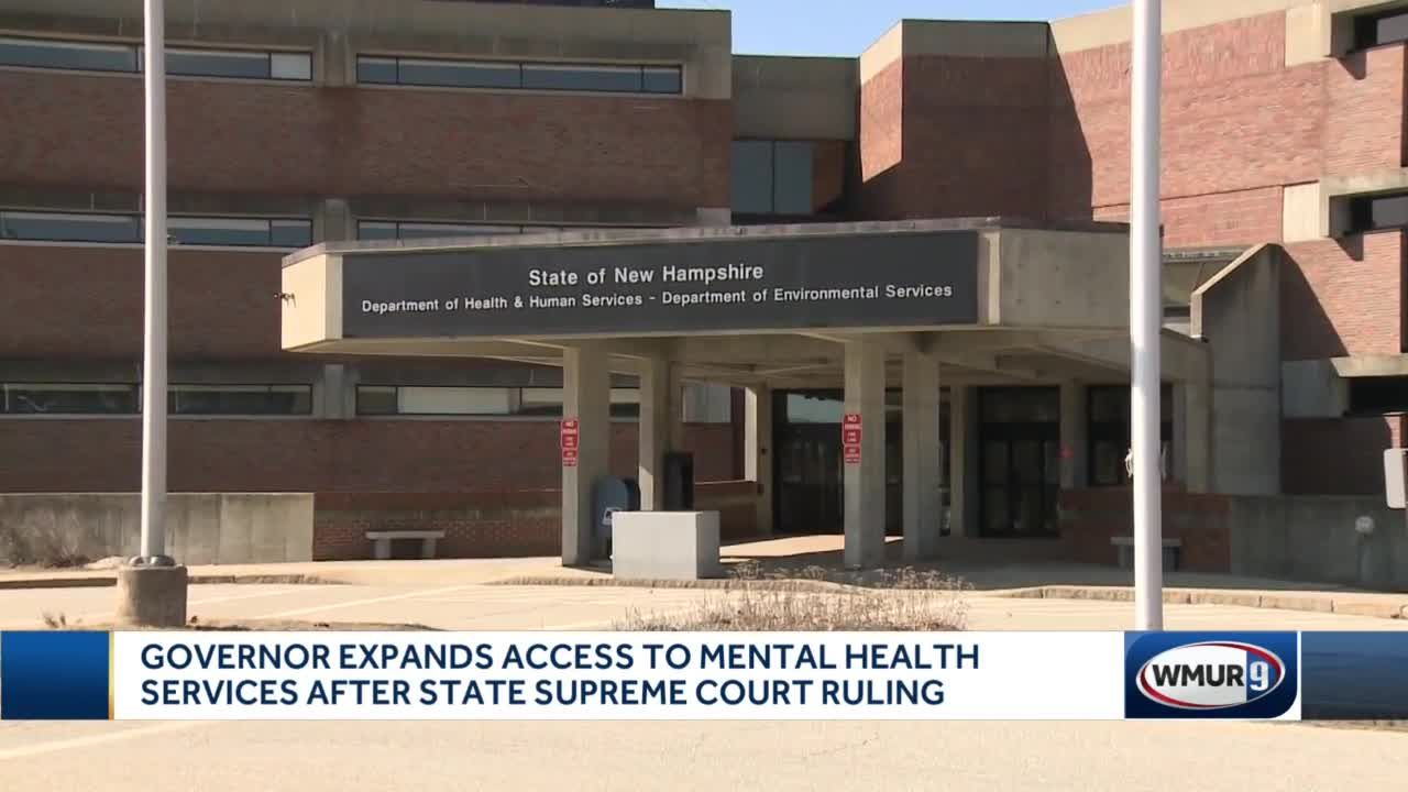 Governor expands access to mental health services after State Supreme Court ruling