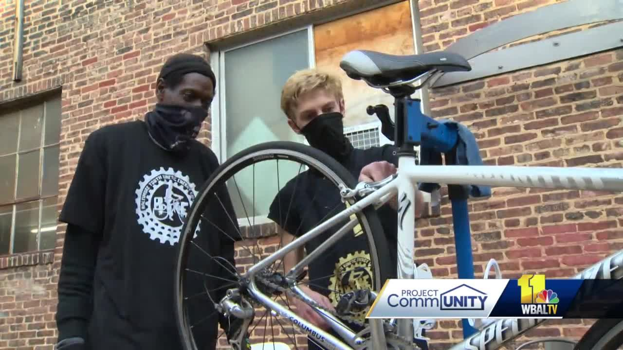 BYKE Collective imparts leadership, life skills on Baltimore youth