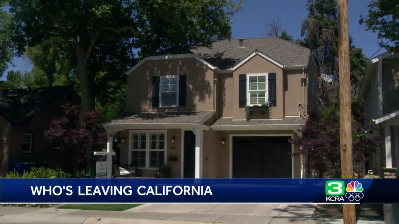 Who's leaving California