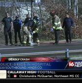 Woman killed in Jackson crash