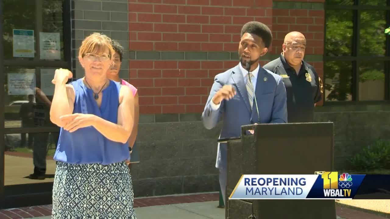 Baltimore lifting COVID-19 mandates starting July 1