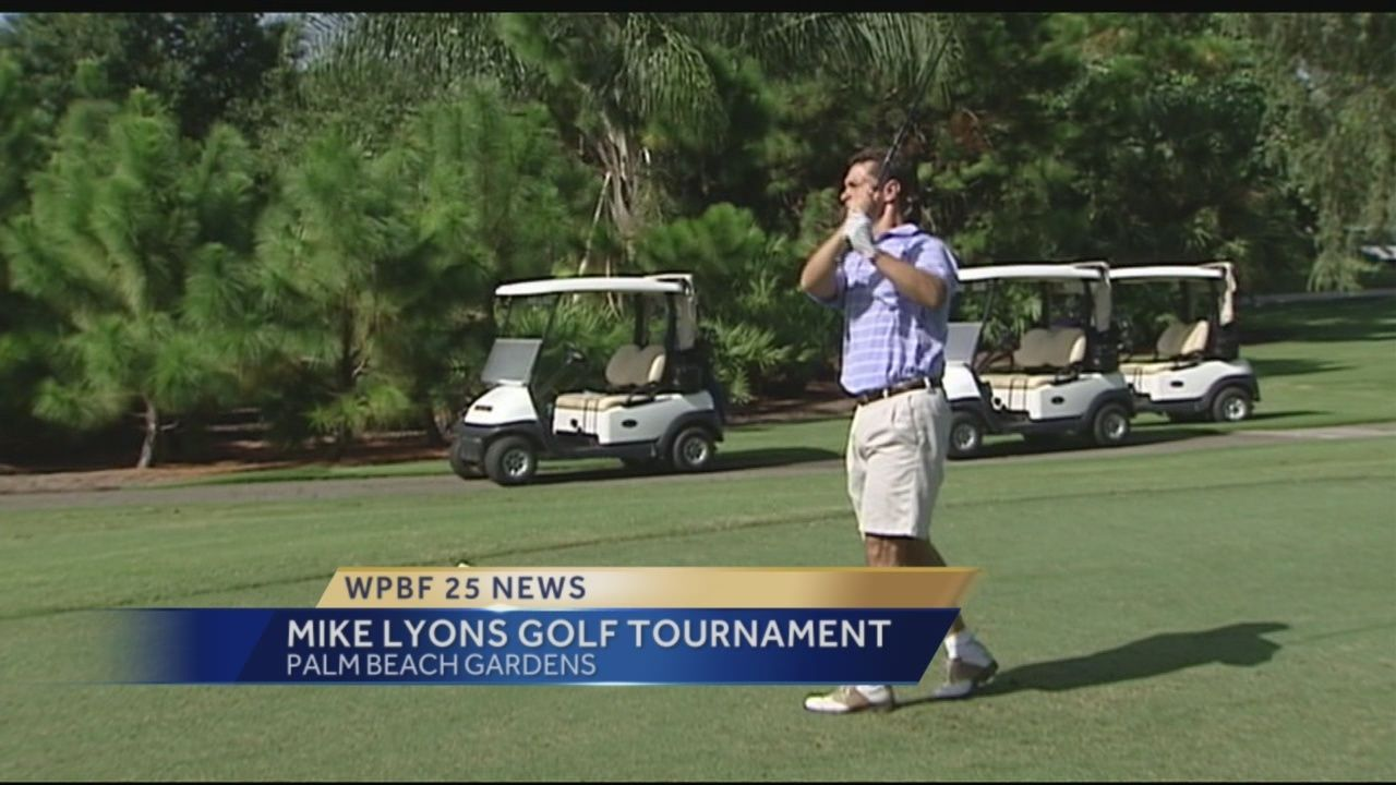 2nd annual Mike Lyons Golf Tournament