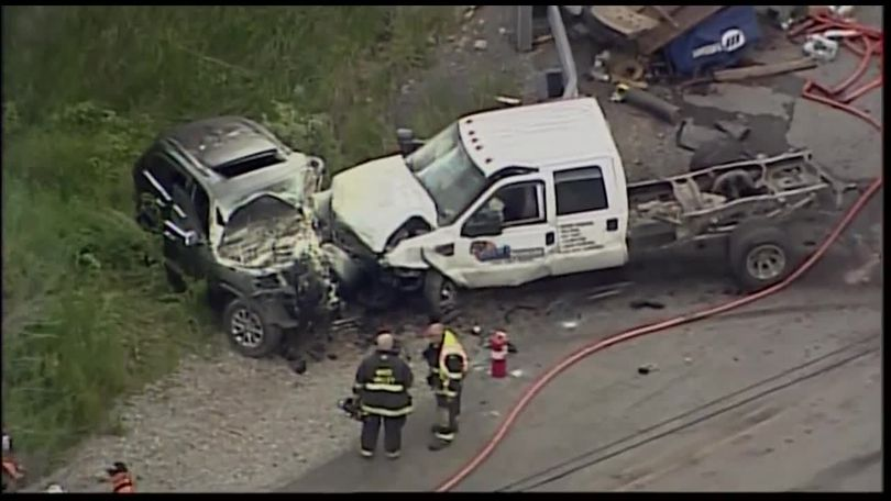 Route 66 reopens after fatal accident in Washington Township