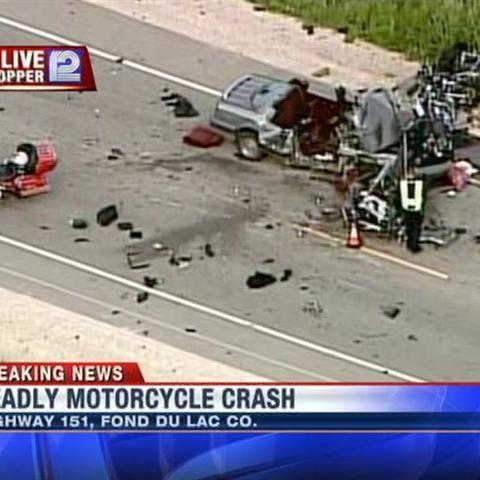 Fatal crash closes Highway 151 in Taycheedah