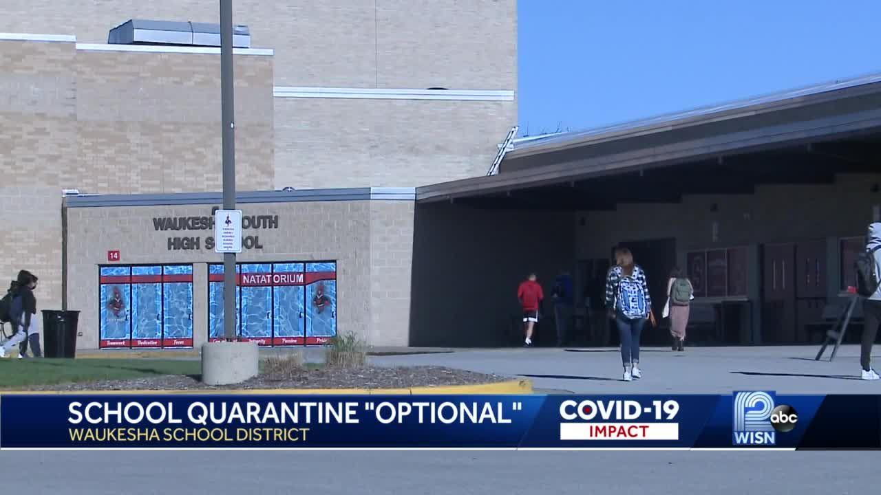 Waukesha ends COVID-19 quarantines