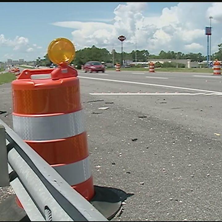 $40M DOTD I-10/I-12 project slowing traffic near Slidell